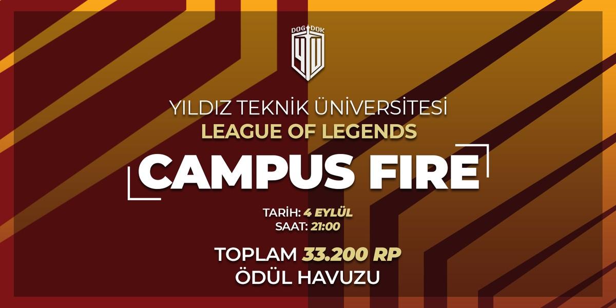 Campus Fıre Yıldız Teknik Üniversitesi